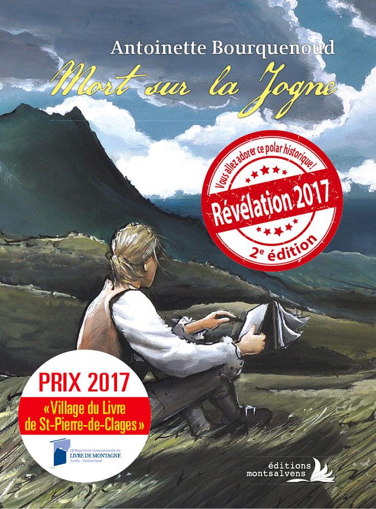 Antoinette Bourquenoud, Mort sur la Jogne