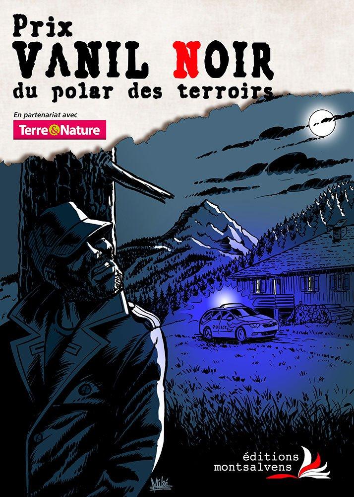 Concours littéraire Vanil Noir